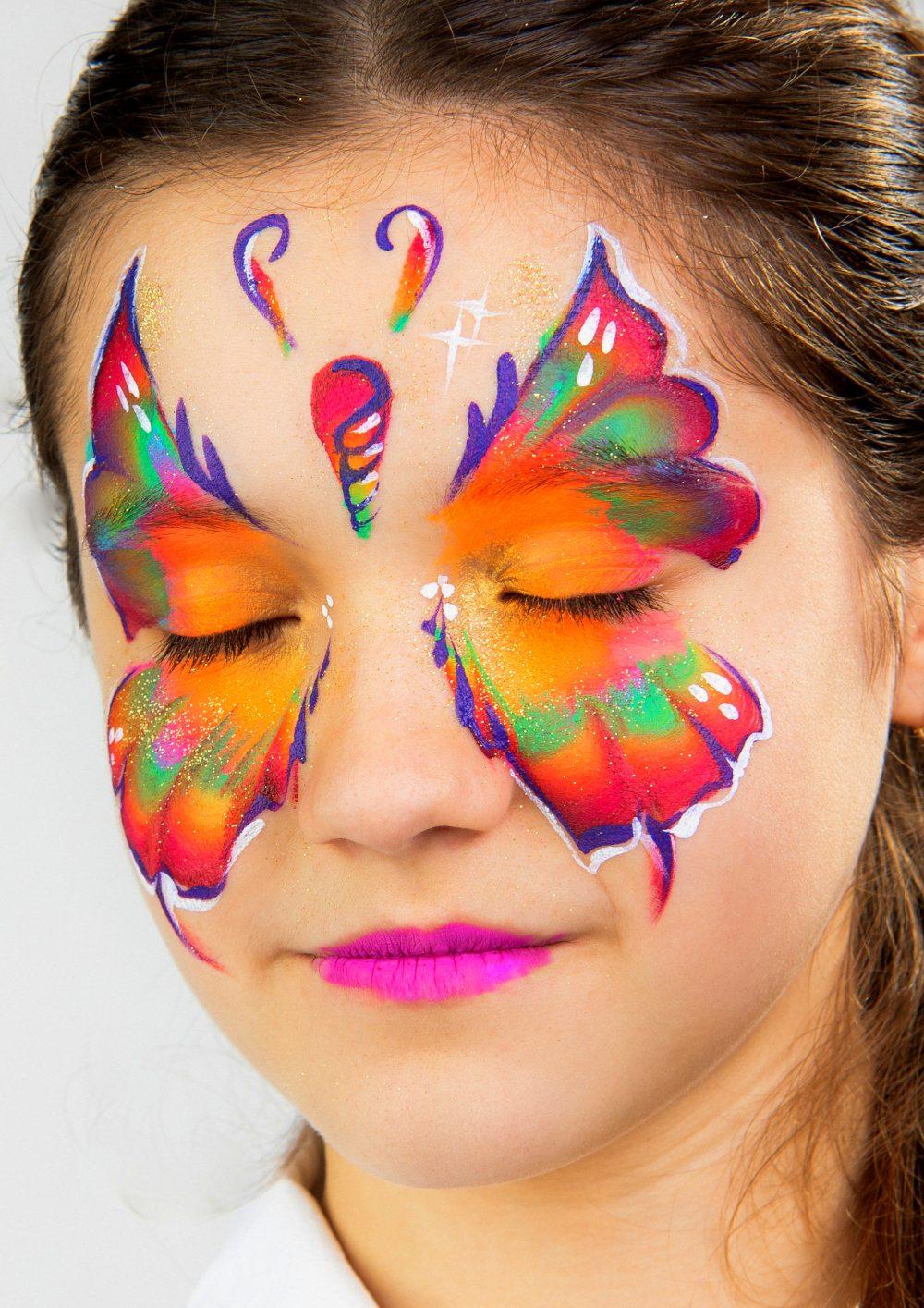 Maľovanie na tvár / Face painting